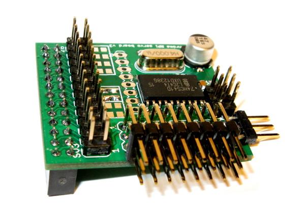 Chroma Rc Servo Controller For Raspberry Pi Raspberry Pi